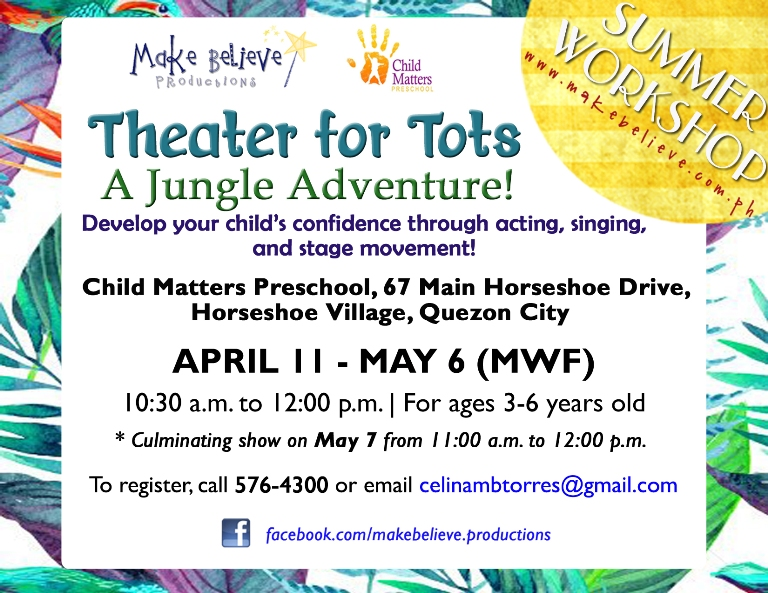 Child Matters Flyer_Theater for Tots copy