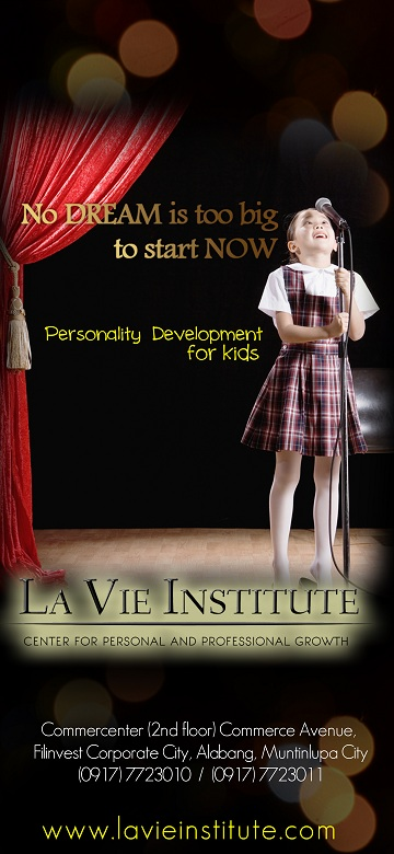 Kids Personality Development