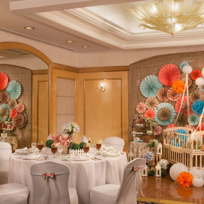 2016 Edition: Hotels and Restaurants for Baptism Reception