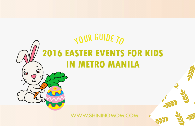 Here's your guide to 2016 Easter events for kids in the metro!