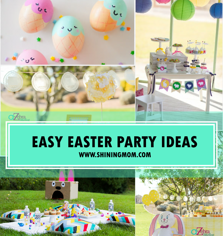 EASY EASTER PARTY IDEAS
