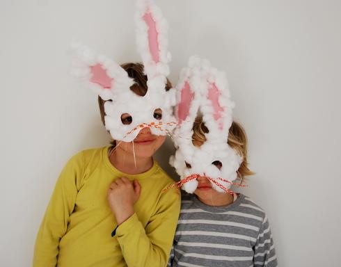 bunny masks