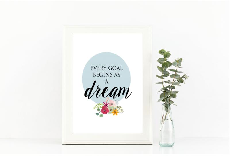 free printable inspiring quote
