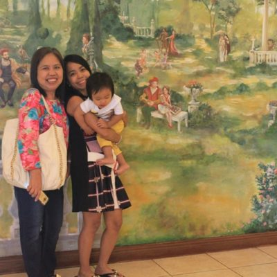 A Day for Moms {Celebrating Mother's Day}