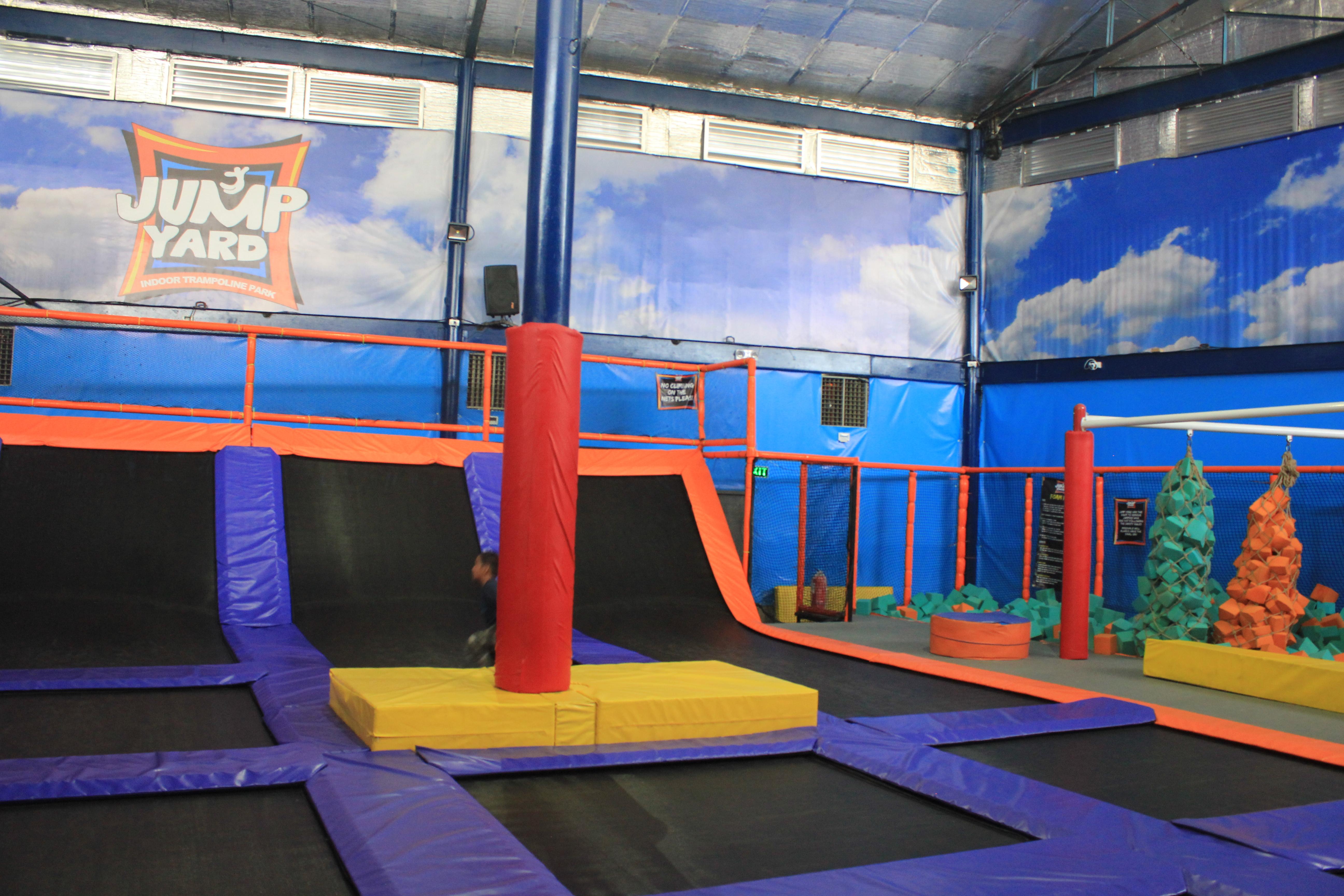 Jump Yard For Kids