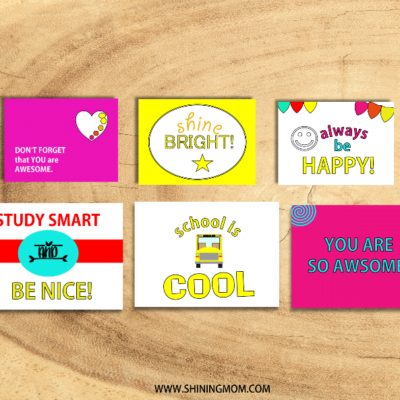 Definitely Cute: 20 Free Printable Lunchbox Notes for Kids!