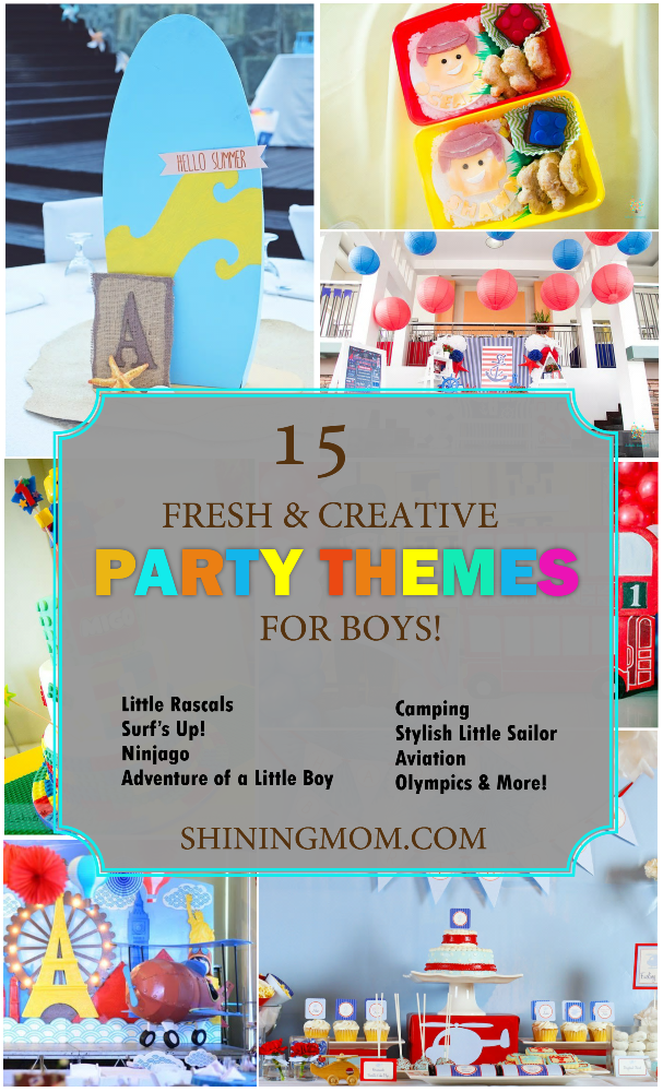 party-themes-for-boys
