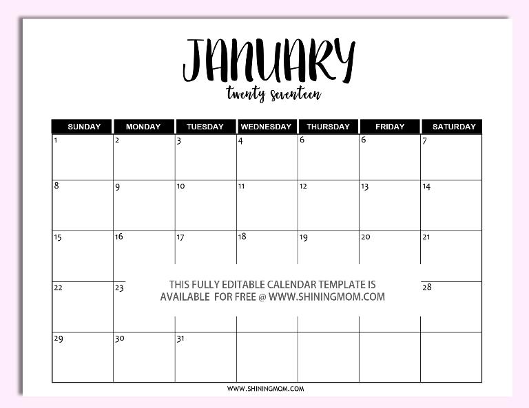 editable-january-2017-calendar-template-in-word