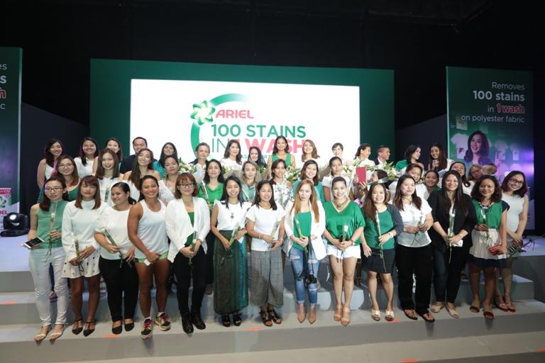 Ariel's 100 Fearless Filipinas