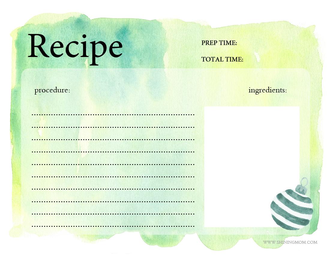 free-christmas-recipe-card