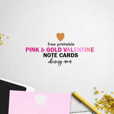 Send These Free Printable Love Notes on Valentine's Day!
