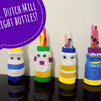 Delightfully Teaching My Kids to be More Organized Using Dutch Mill Delight
