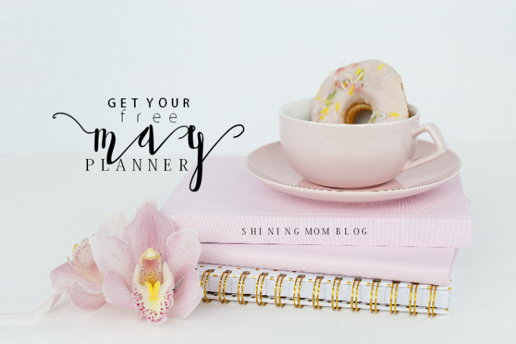 Plan a Beautiful May: Your Free Monthly Planner