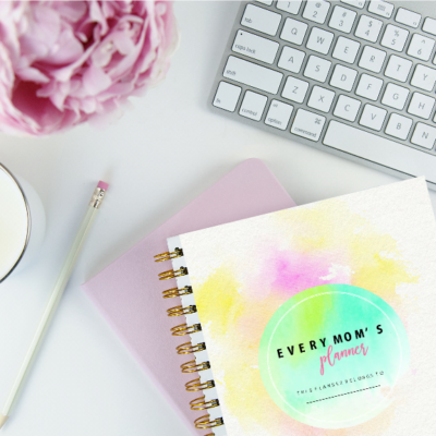 "Introducing… ""Every Mom's Planner""!"