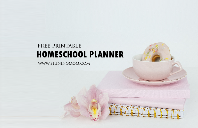 picture relating to Printable Homeschool Planners identified as The Top Absolutely free Homeschool Planner: 30+ Extraordinary Printables!