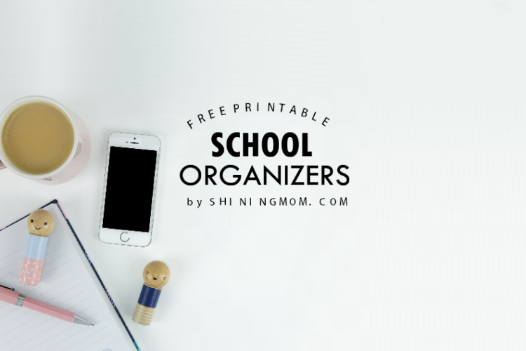 20 FREE Back to School Organizers for Every Student!