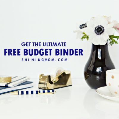 The Ultimate FREE Printable 2018 Budget Planner You Need!