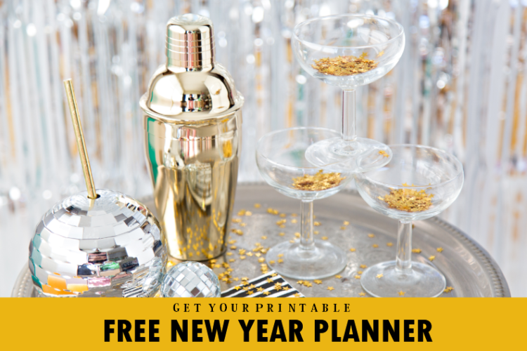 New Year Planner 2018: Plan Your Best Year Ever!