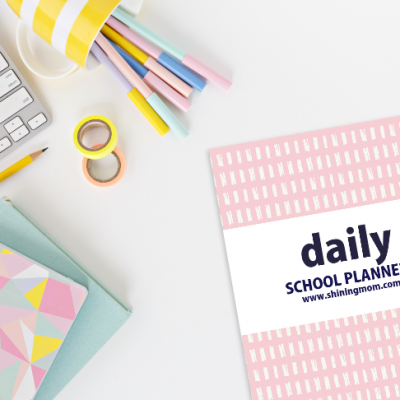 FREE Brilliant Daily School Planner for Students!