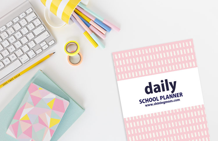 free brilliant daily school planner for all students