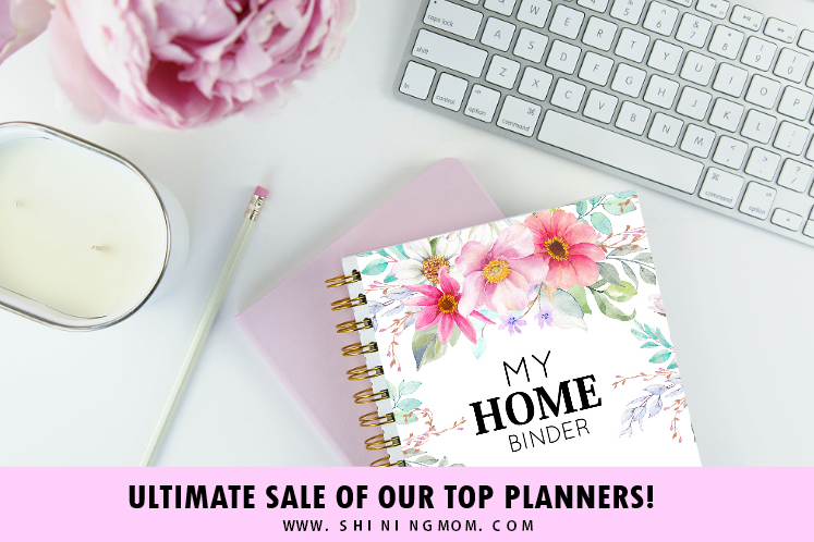 Mother's Day Sale Alert: Our Top Planners at 87% OFF (So Grab the Chance)!