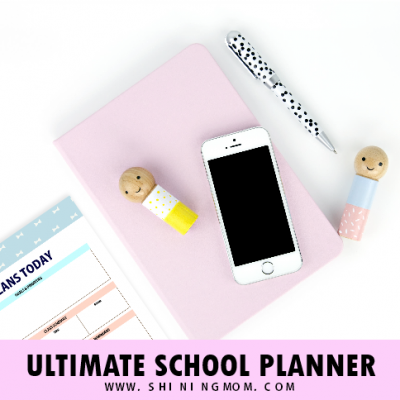 50+ FREE School Planner Printables for Teachers and Students!