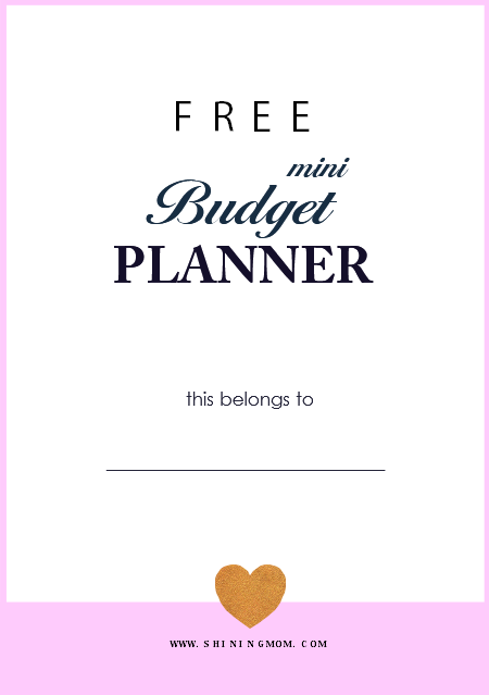 image relating to Free Happy Planner Budget Printables named Totally free Printable Price range Sheets: 28 Amazing Internet pages in just A5 Dimensions!