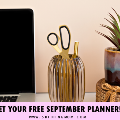 FREE Planner for September: Print Yours Today!