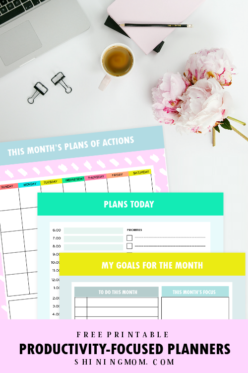 Free Planner 2019 Design A Life You Love