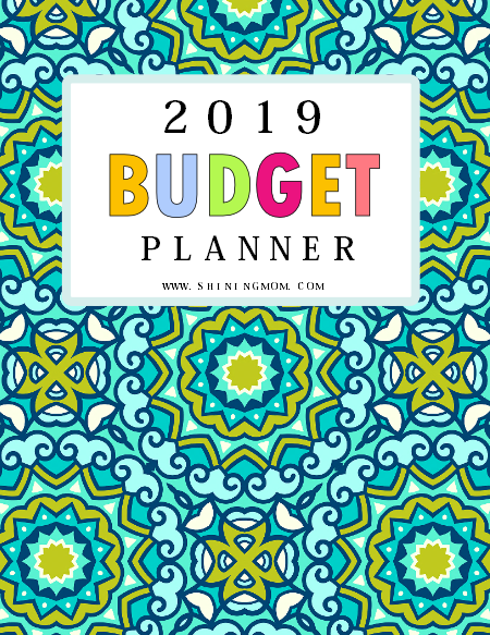 image relating to Printable Budget Template identify Cost-free Printable Spending plan Planner 2019: 30+ Price range Templates!