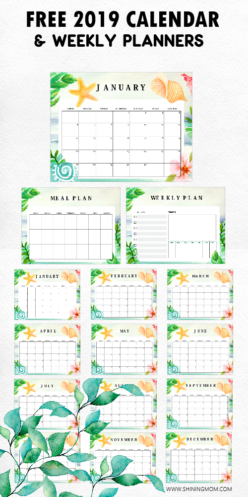 Playful image intended for freebie planner