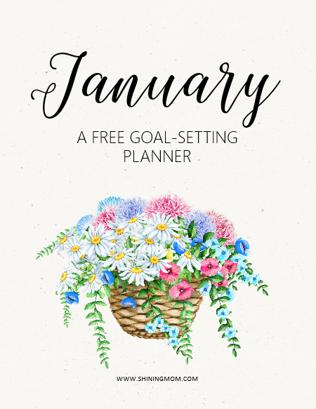 January Planner 2019 Free Printable