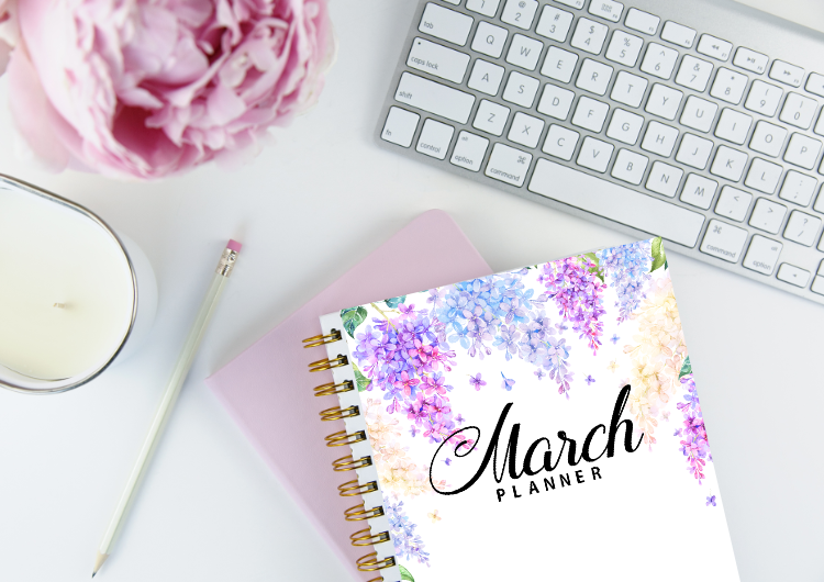 march bullet journal and planner  15 free beautiful templates
