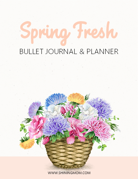 Bullet journal and planner free printable