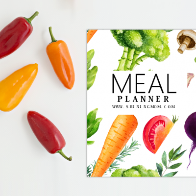 25 Printable Meal Planning Templates and Organizers