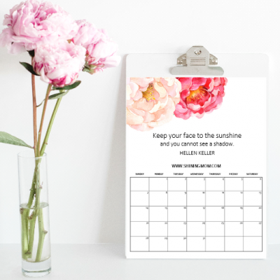 Free Printable July 2019 Calendar: 15 Awesome Designs!