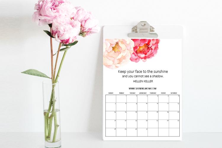 Free Printable July 2019 Calendar: 15 Awesome Designs!