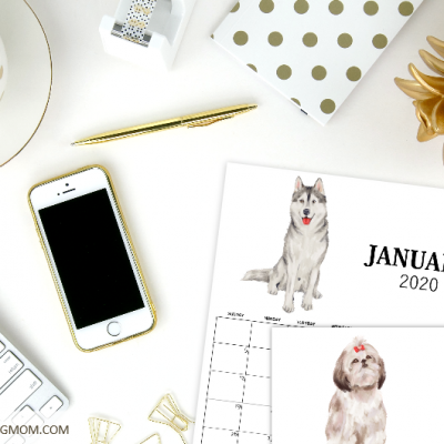 Protected: Printable Calendars & Planners Vault