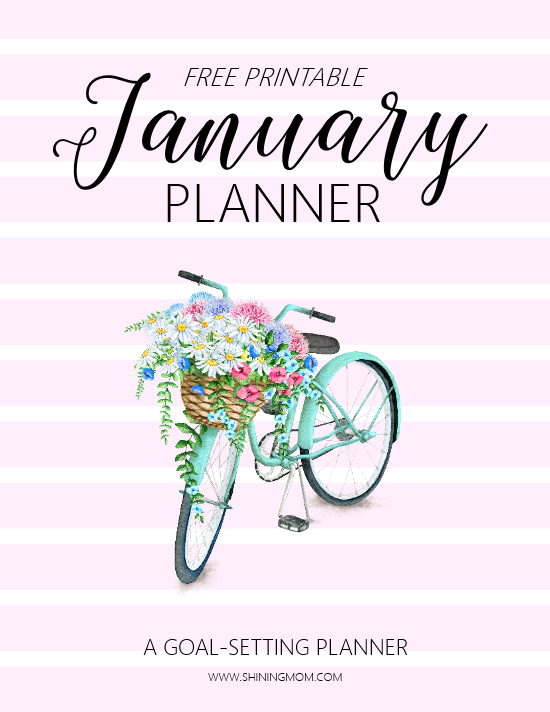 January Planner 2020