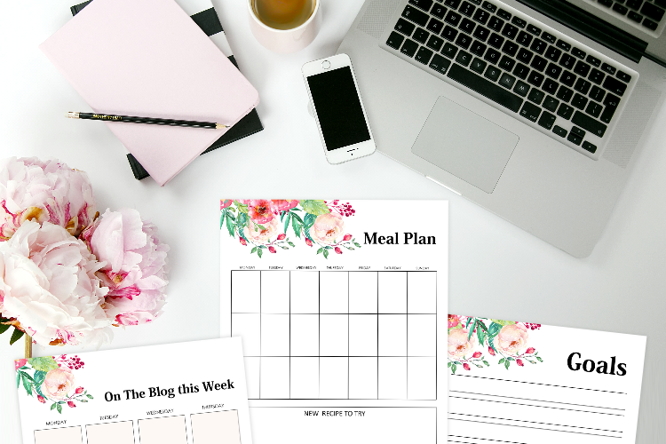 monthly calendar 2020 life planner