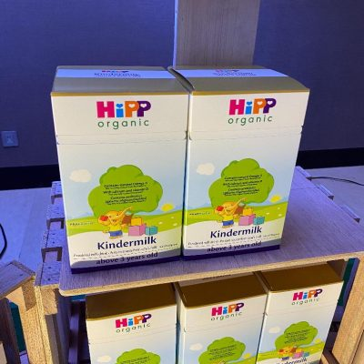 HiPP Organic Kindermilk: A Trusted Organic Milk Brand for Our Kids