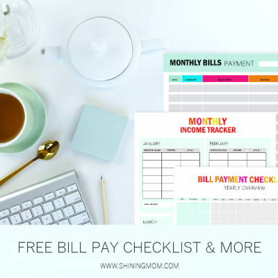 Free Bill Pay Checklists to Easily Manage Your Payables