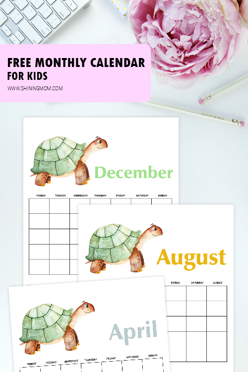 monthly-calendar-kids
