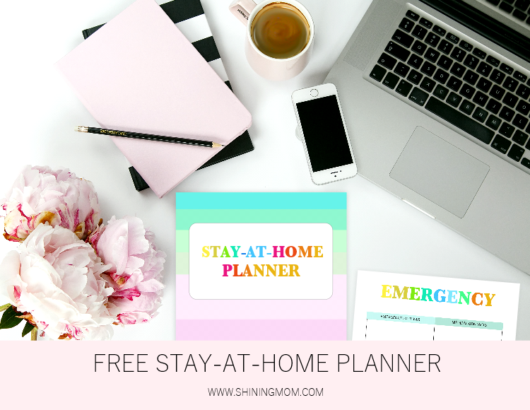 Stay-at-Home Planner
