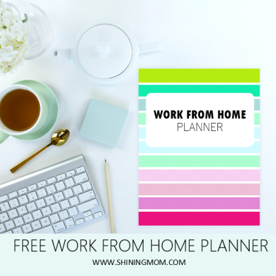 Protected: Work Planners by Shining Mom
