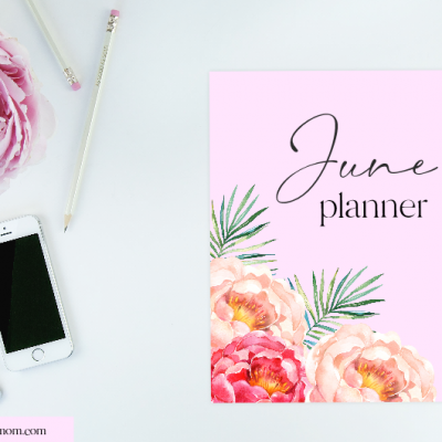 Free Printable June Planner: Make This Month Amazing!
