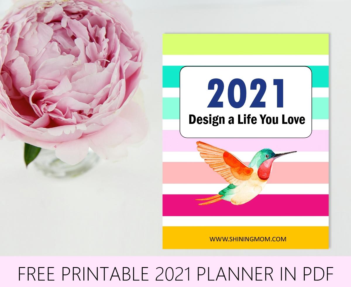 free planner 2021