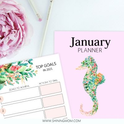 Get Your Free January Planner Now!