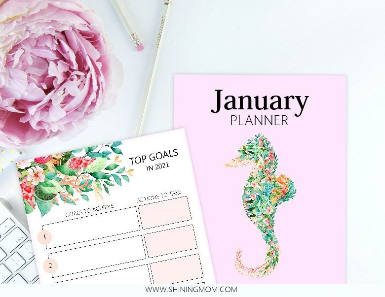 free January Planner