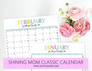 calendar 2021 printable free